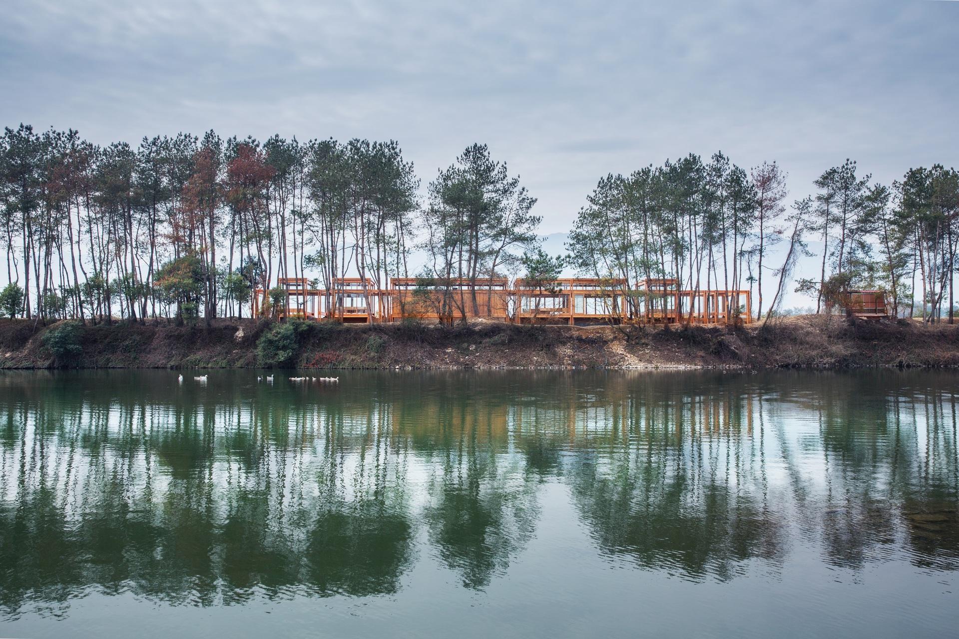 松阴溪畔 ©DNA建筑设计事务所